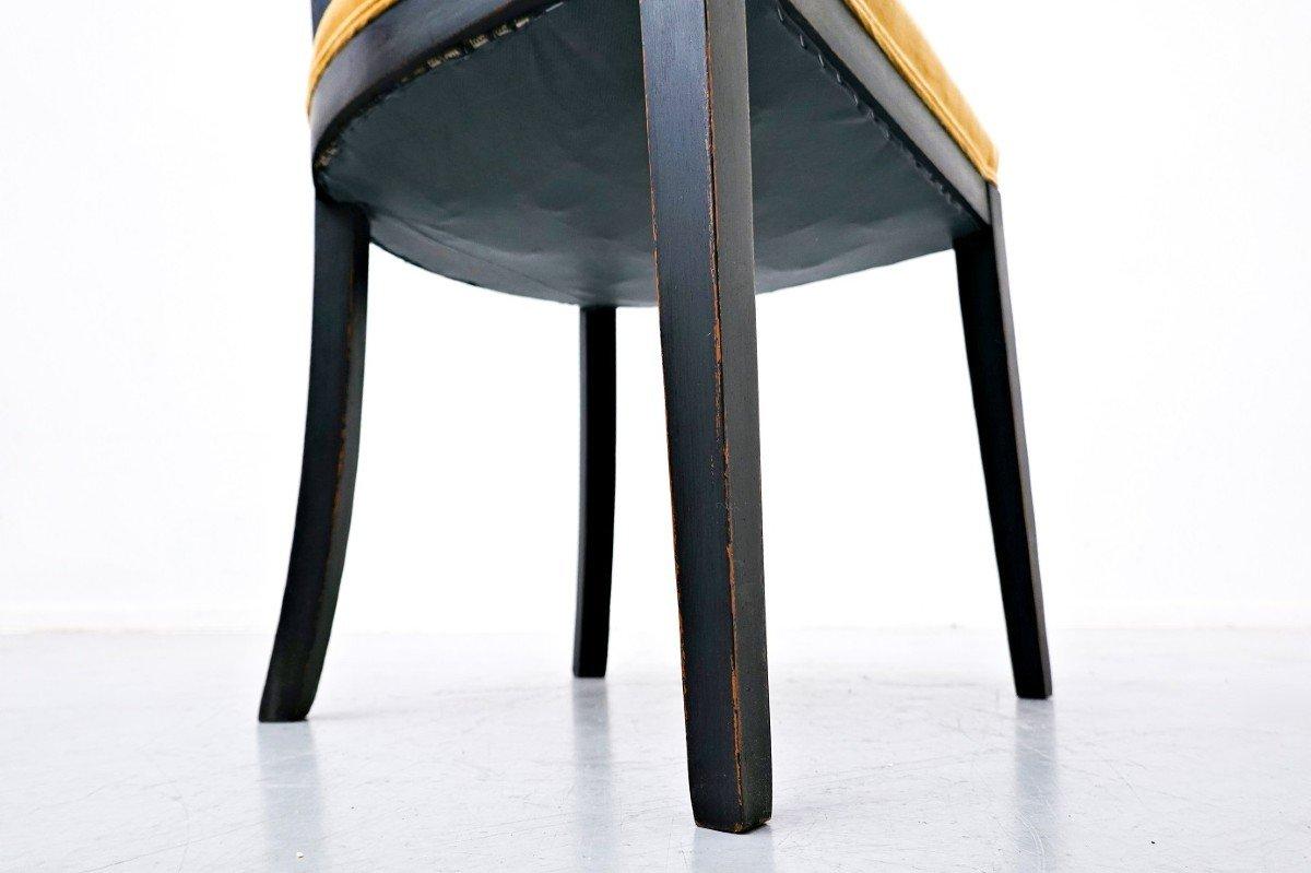 Set De 12 Chaises Style Empire-photo-3