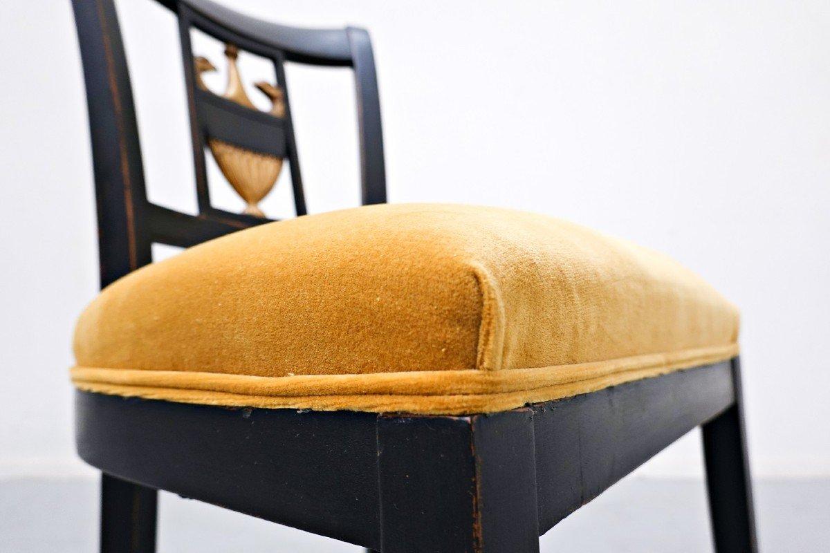 Set De 12 Chaises Style Empire-photo-4