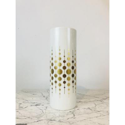 Vase En Porcelaine,  Alboth & Kaiser Bavaria