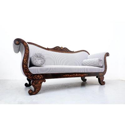 Sofa Charles X ,  France,  1820s