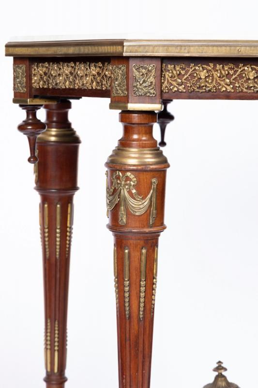 A Charming French Late 19th Century Orientaliste Gueridon-photo-3