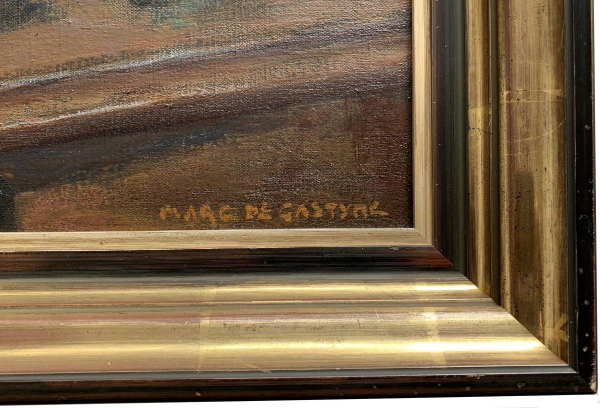 Marco De Gastyne (1889-1982) - The Painter's Palette - Prix De Rome In 1911-photo-3