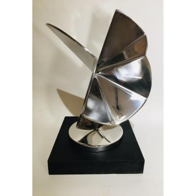 Rosette Bir: Abstract Sculpture