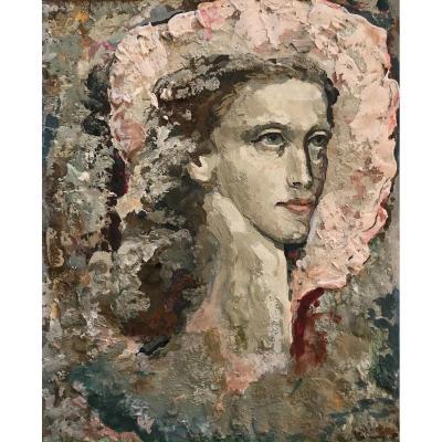 Portrait d'Un Ange Par Ivan Kuleff