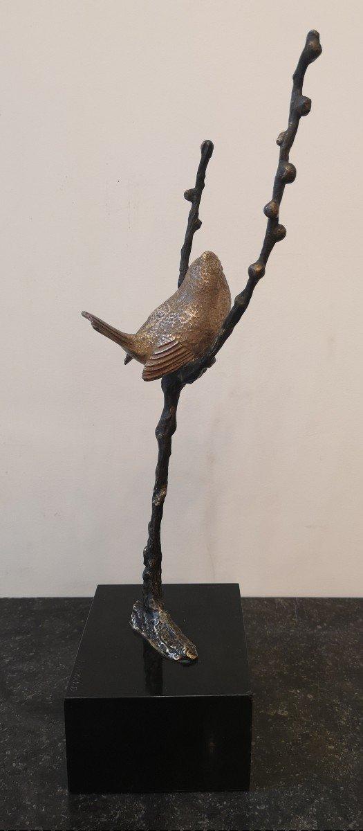 Bronze Irénée Rochard