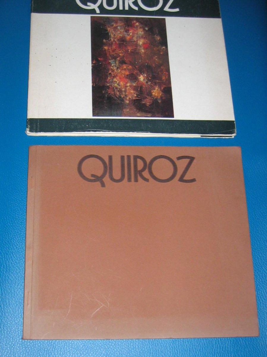 Rodolfo Quiroz Peintre Péruvien   Rare Oeuvre paysage cosmique 1973-photo-8