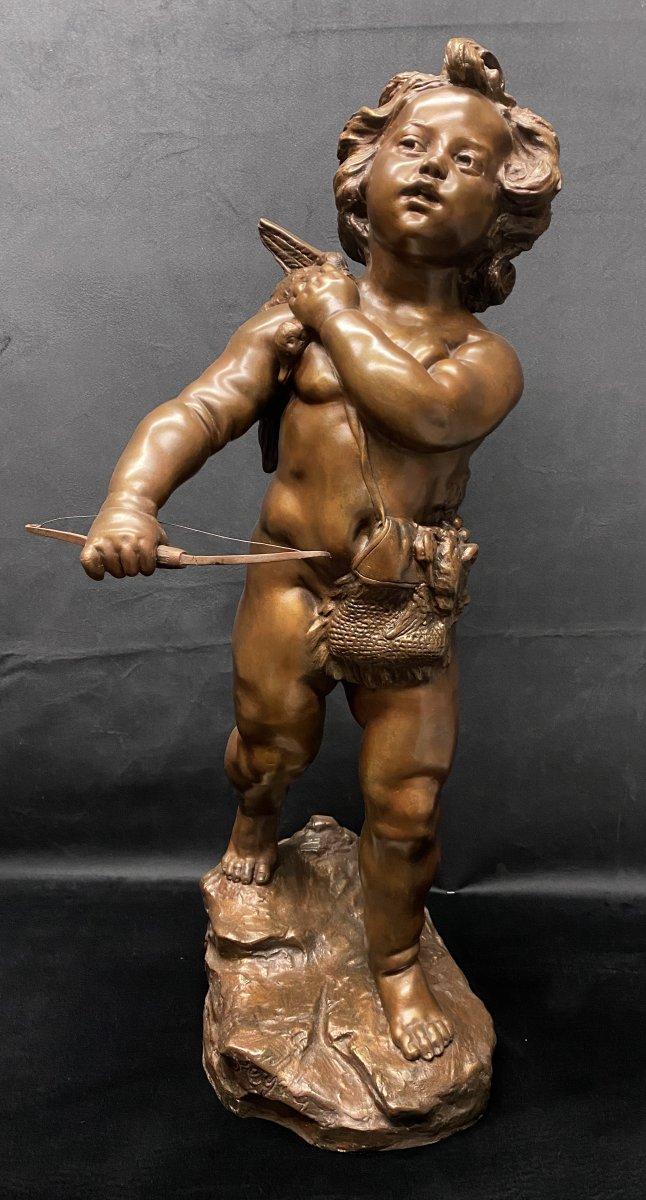 Sculpture  «Cupidon»
