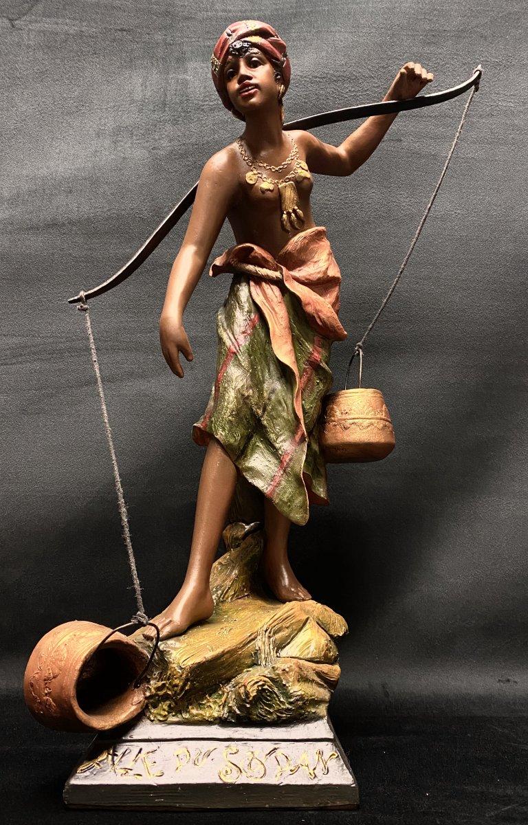 Orientalist Terracotta