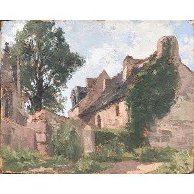 Robert Yan, Domaine Du Morbihan