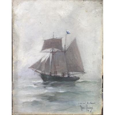 Henri Rudaux, Terre Neuvier