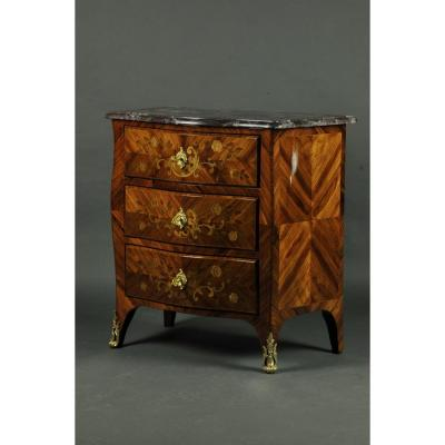 Louis XV Entre-deux Commode