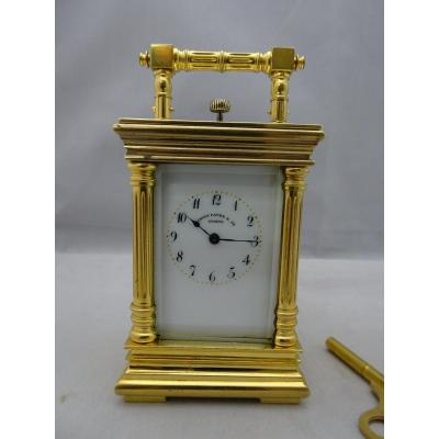 Officer's Clock, From Travel Mignonnette To Ringing