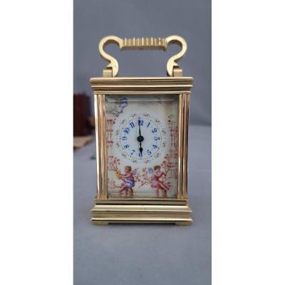 Officer Clock, From Travel Mignonnette