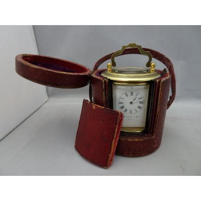 Officer's Clock, Miniature Travel