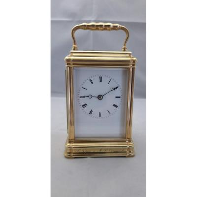 Travel Clock Hour Ring Engraved And Dated