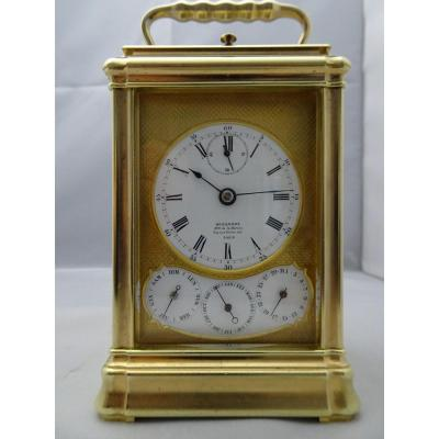 Triple Date And Second, Grande Sonnerie Travel Clock