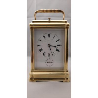 Officer's Clock, From Voyage To Grande Sonnerie L. Leroy Et Cie