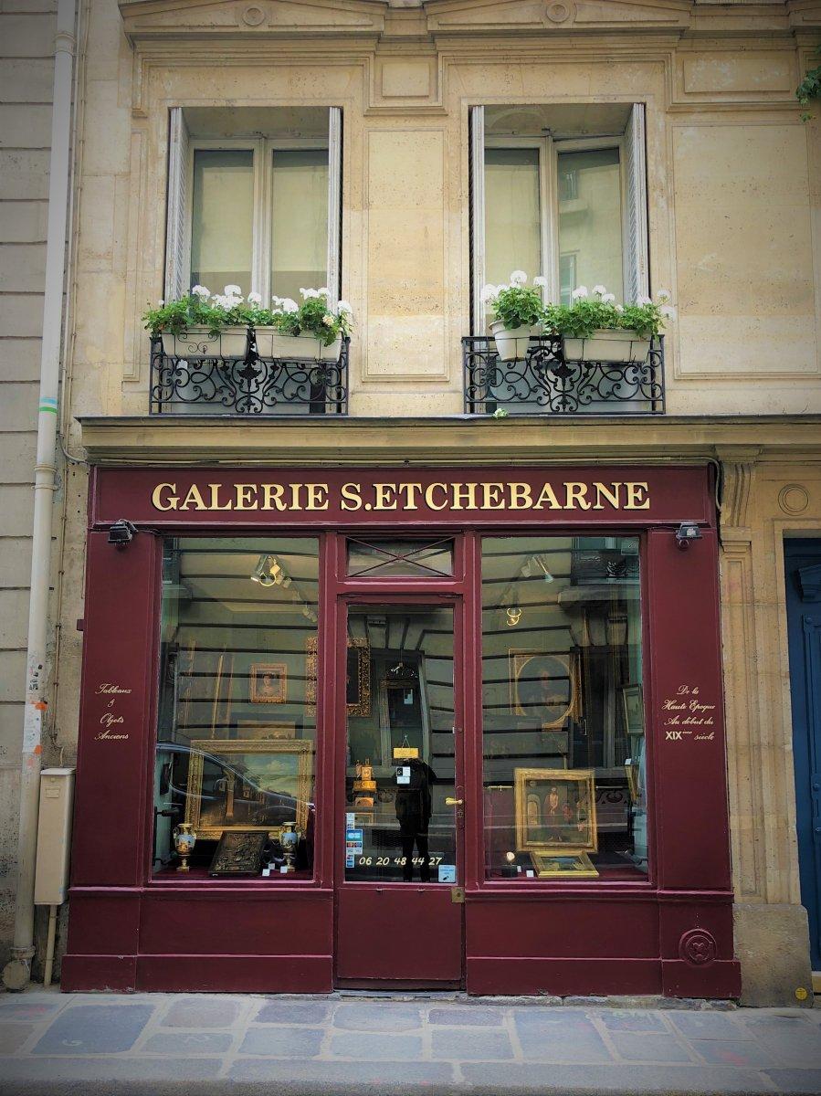 Galerie S. Etchebarne