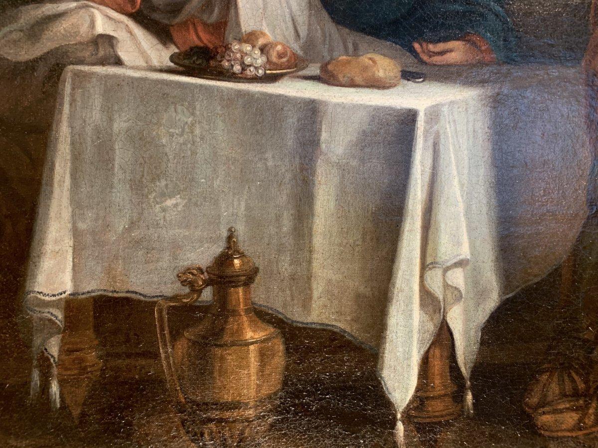 Atelier de Charles de LA FOSSE, l'Enfance du Christ -photo-2