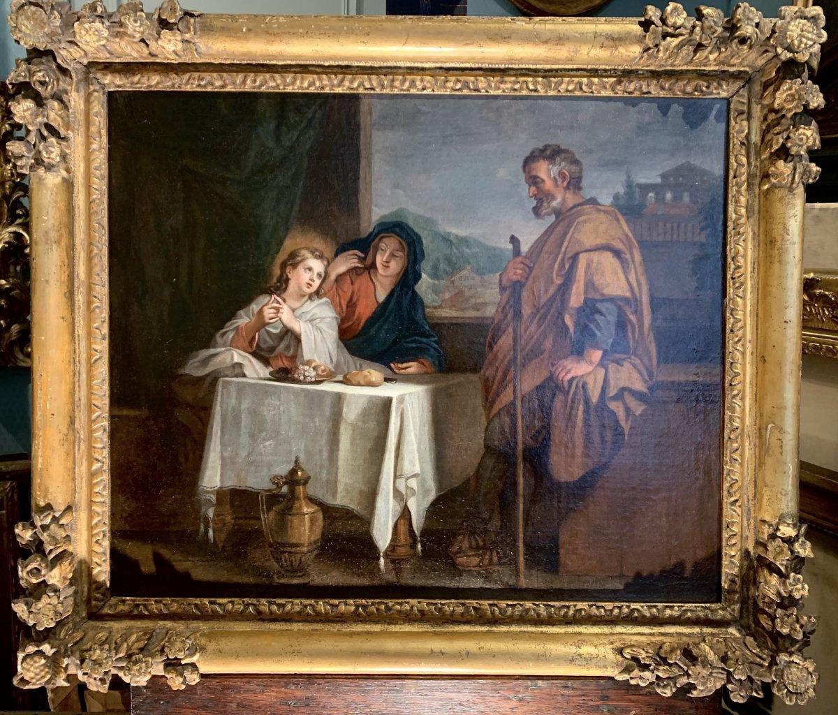 Atelier de Charles de LA FOSSE, l'Enfance du Christ
