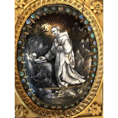 Email de Limoges XVIIème Saint Bruno le Chartreux