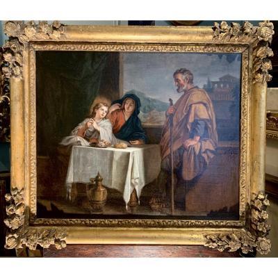Workshop Of Charles De La Fosse, The Childhood Of Christ