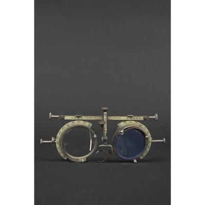Ophthalmologist Glasses