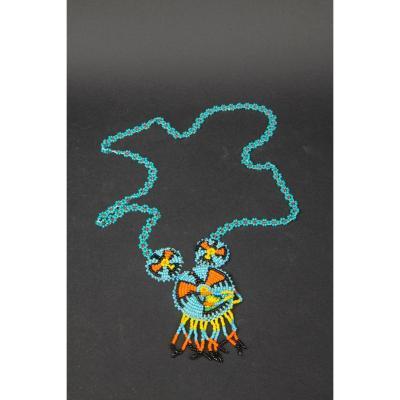 Plains Indian Necklace, U.s.a., 20th Century