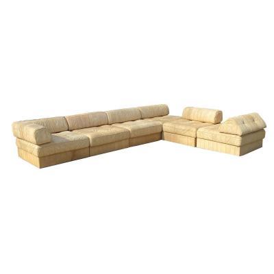 Canapé En Cuir De Sede Modèle Ds88