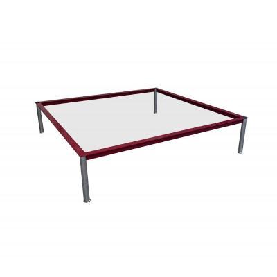 Table Basse LC10 par Le Corbusier  Cassina 1980
