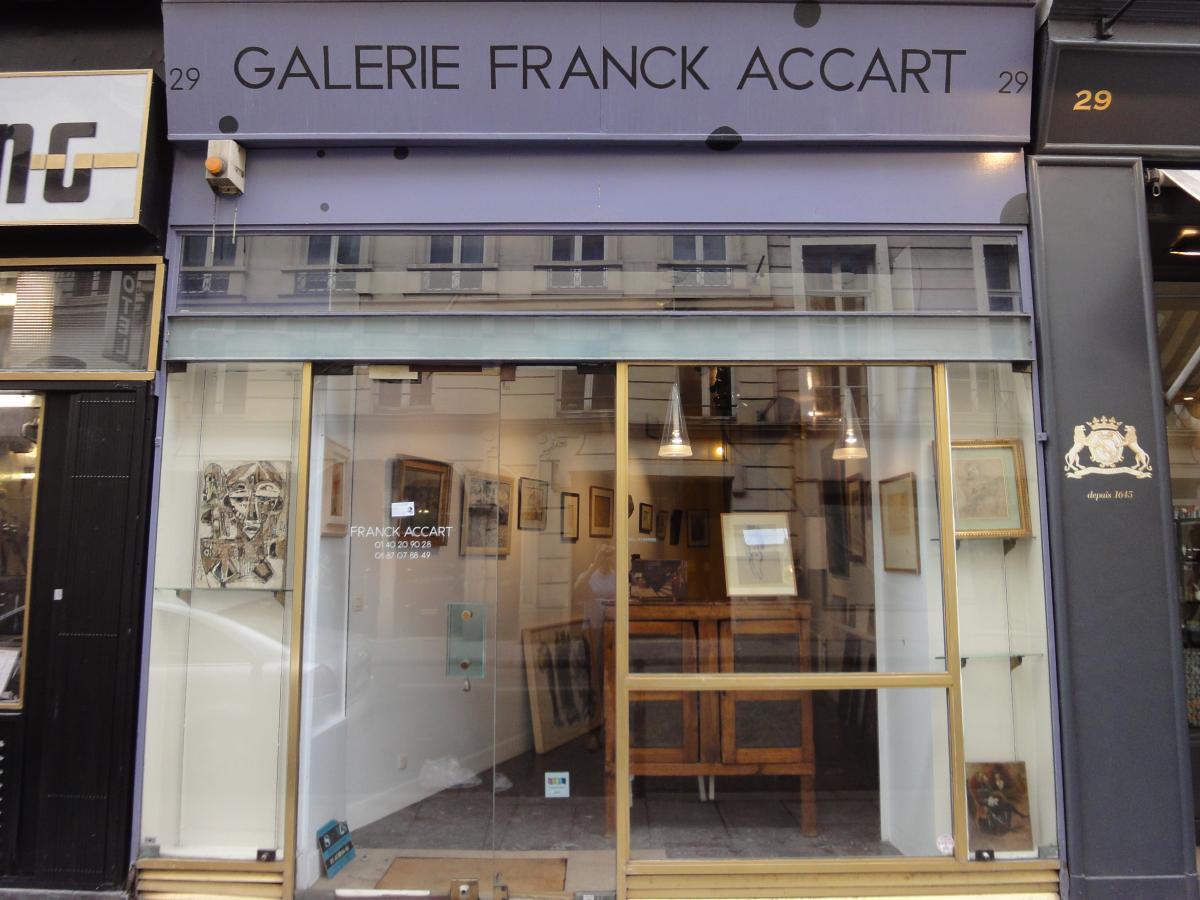 Galerie Franck Accart