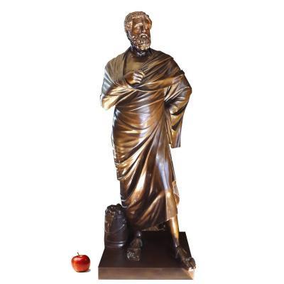 Sophocle sculpture en bronze Barbedienne