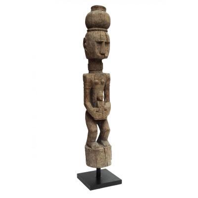 Statue des Iles de la Sonde-Timor Occidental, Tribu Fatuleu