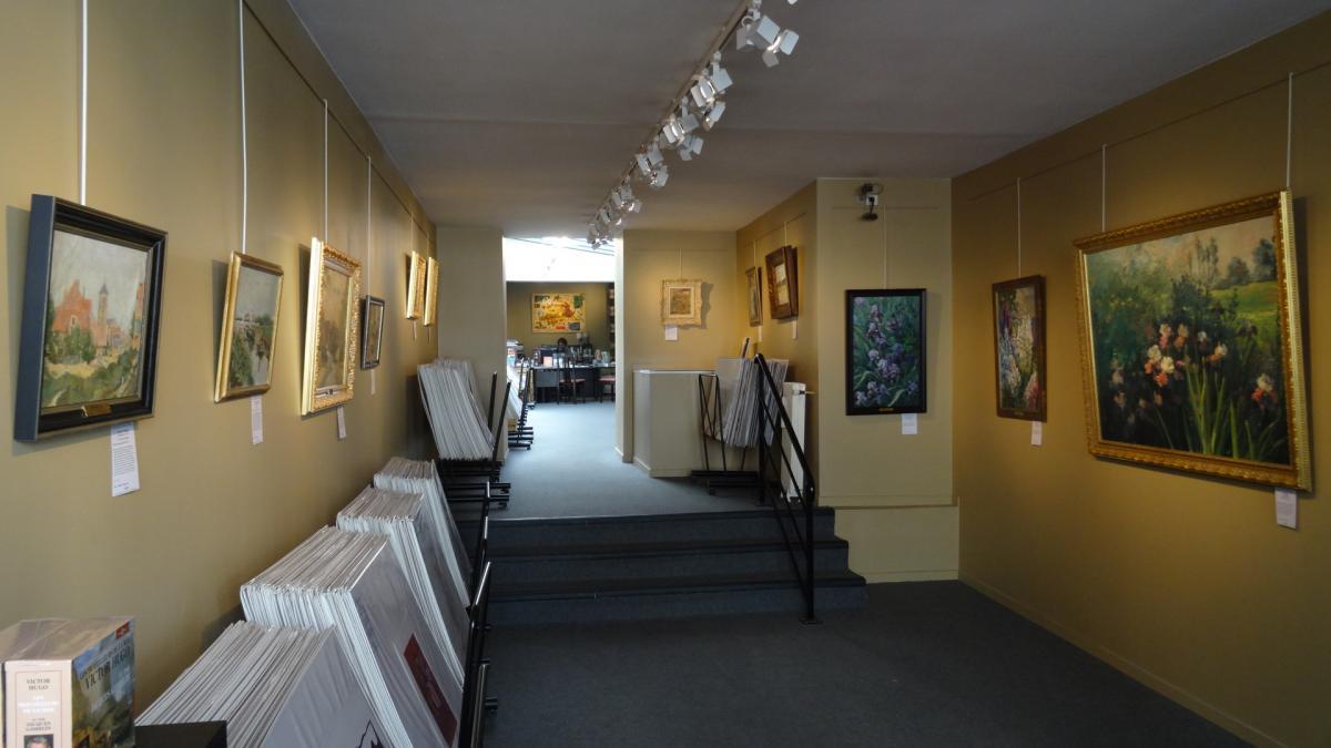 Galerie  Fremeaux
