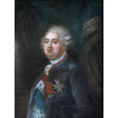 Portrait de Louis XVI.