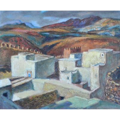 Maroc, Agadir vers 1930.