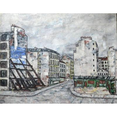 Old Paris Around 1930.