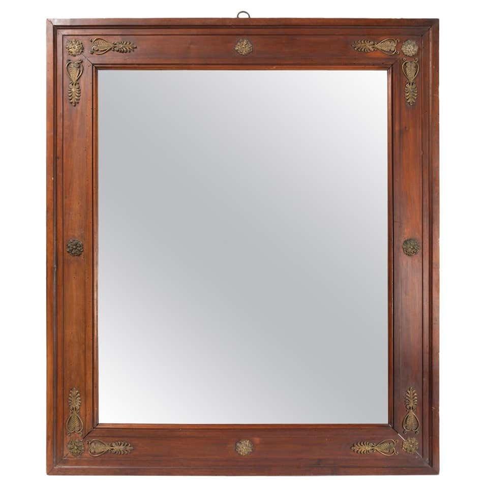 Italian Empire Style Mirror