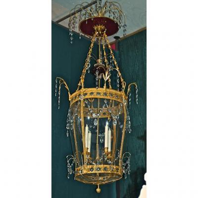 Grande Lanterne De Pavlovsk  Réplique de la Salle du Trône