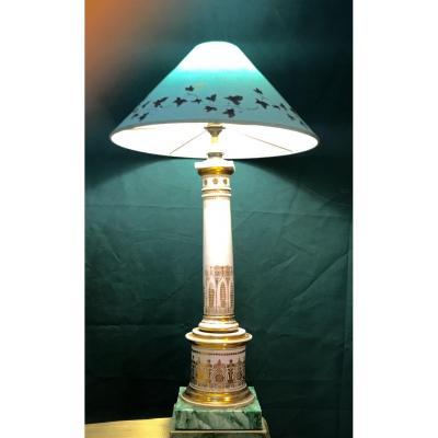 Lampe De Bureau Porcelaine Royal Copenhaguen