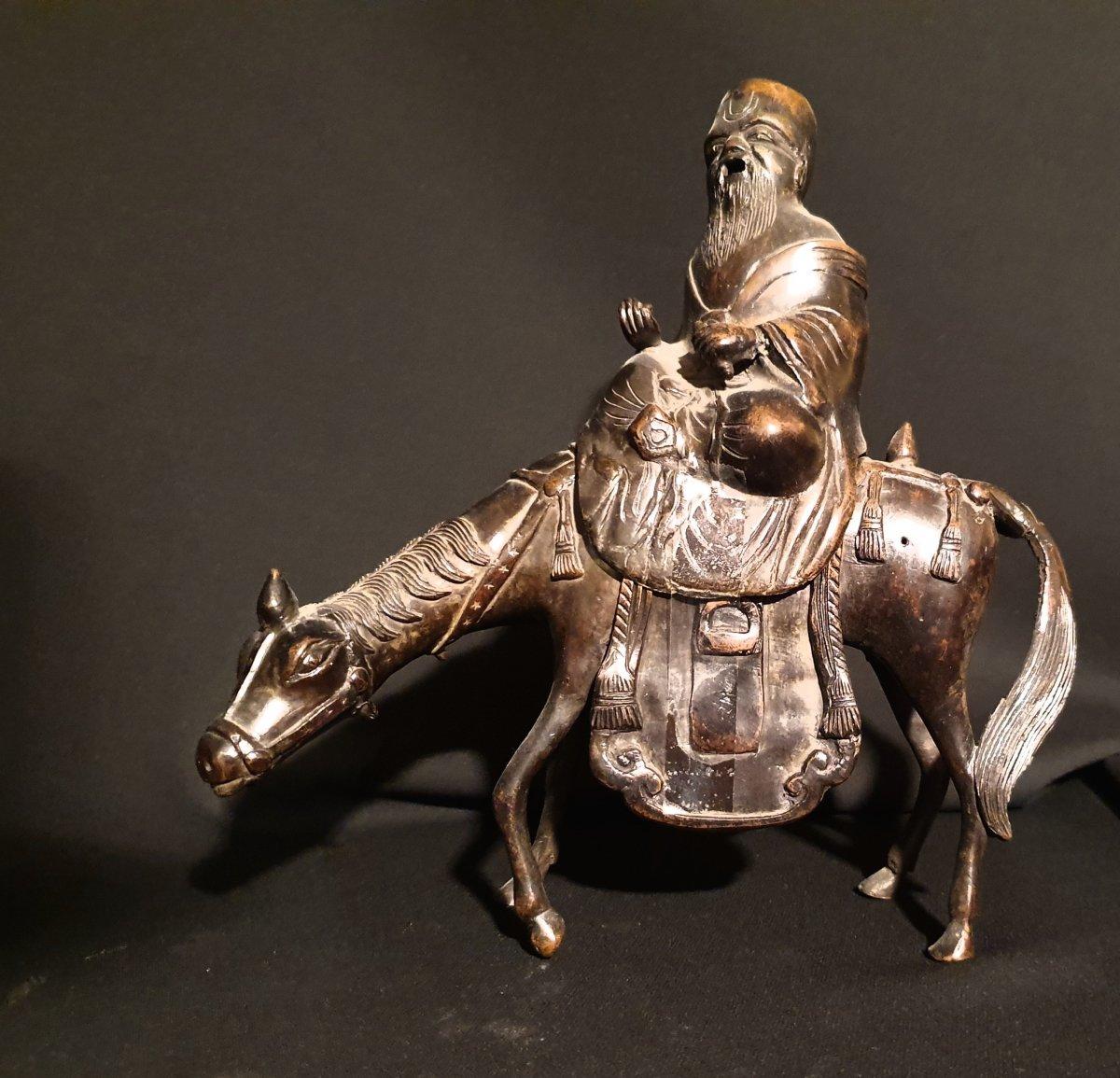 Bronze, Probably 19th Century China