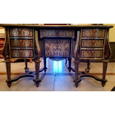 Nineteenth Mazarin Desk