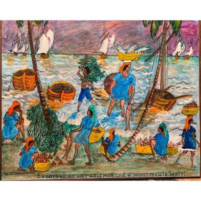 Table Ge.ducasse, Haiti