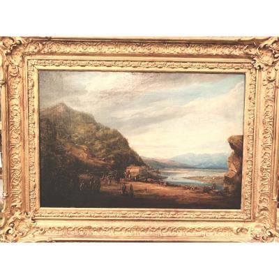 Oil On Canvas, Orientalist