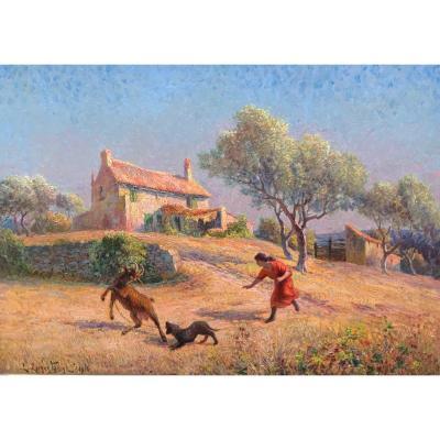 Louis Lamontagne ( 1874 - 1918 )