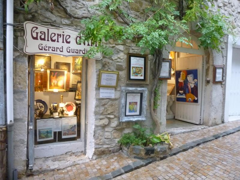 Galerie GUARDIA