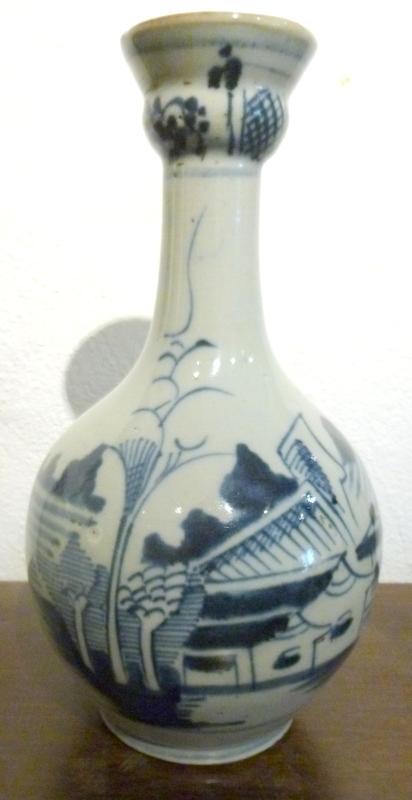 Vase Chine Ou Vietnam Ancien