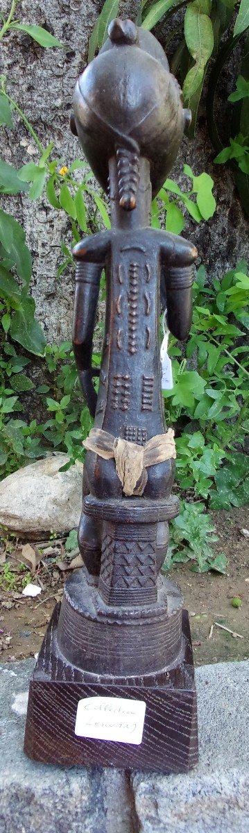 Blolo Bian Baoulé Côte d'Ivoire Ancienne Collection Raoul Lehuard-photo-4
