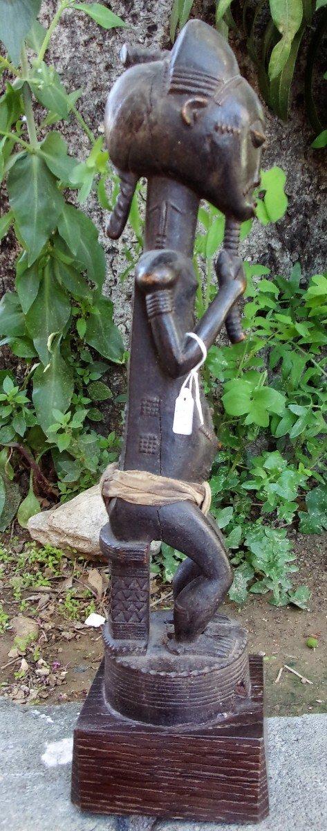 Blolo Bian Baoulé Côte d'Ivoire Ancienne Collection Raoul Lehuard-photo-6