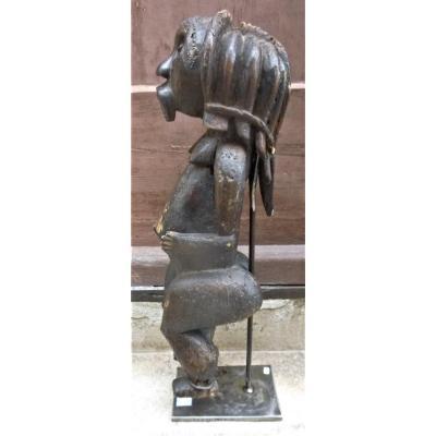 Exceptionnelle Statue Reliquaire Fang-gabon
